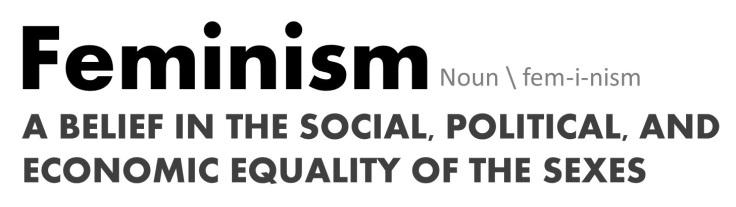 feminism-definition